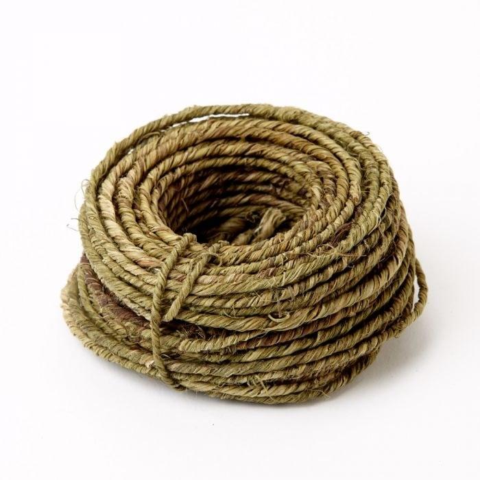 Rustic Grapevine Wire Natural 21m x 1.2mm