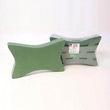 2 x 15in ideal floral foam pillow shape