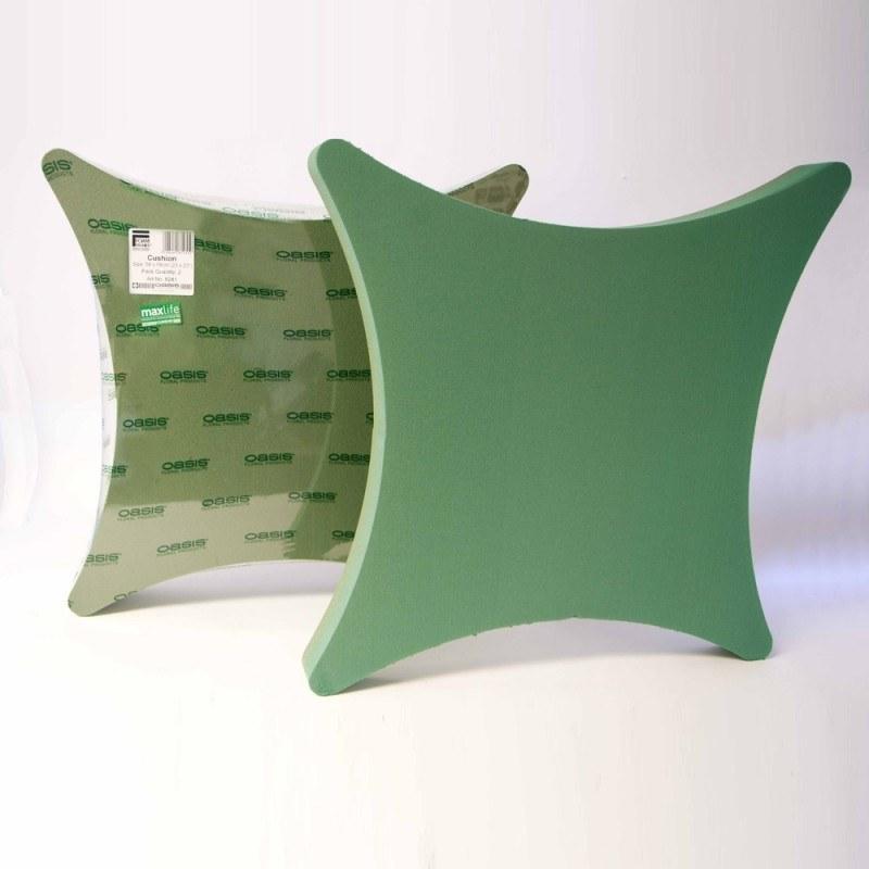 2 x 23 inch ideal florist foam cushion shape
