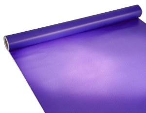 Florist Frosted Cellophane Wrap 80cm x 80m Purple