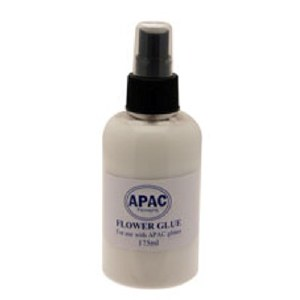 125ml flower decorative glitter glue