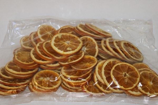 250g dried Orange slices