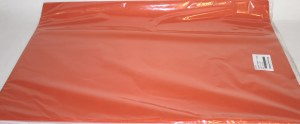 Orange tissue paper 50 x 75cm 240 sheets