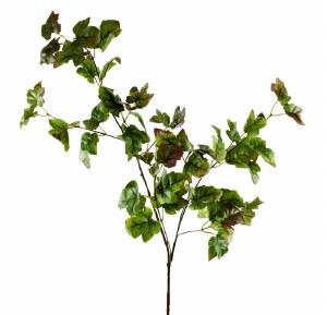 Artificial Grape Leaves Stem