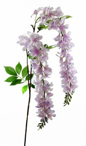 Artificial Wisteria Lilac