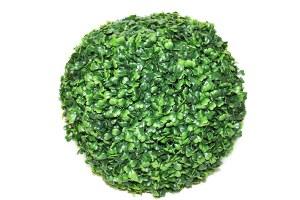 Boxwood topiary sphere 28cm