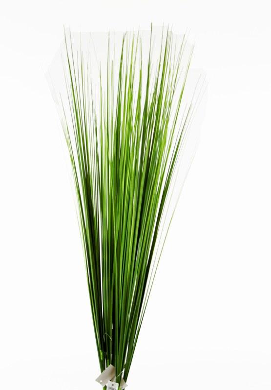"""Artificial Onion Grass Green 28.5"""" x 1 Stem"""