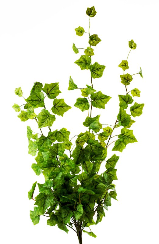 Artificial Ivy Bundle Green 69cm