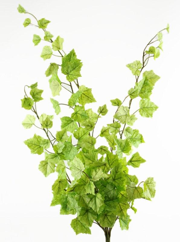 Artificial Ivy Bundle 69cm Light Green