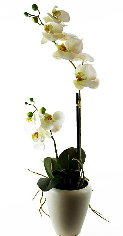 Artificial Orchid Plant 61cm