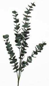 Faux Eucalyptus Stem 82cm