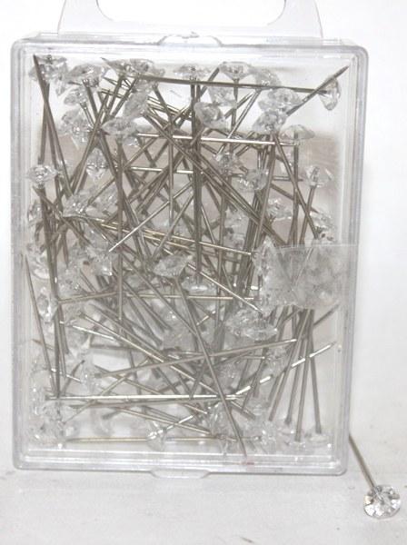Diamate pins small x 100