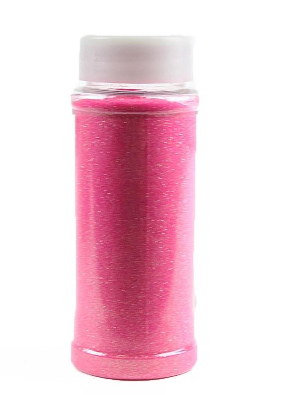 Pale pink florist glitter 100g
