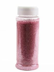 Pink florist glitter 100g