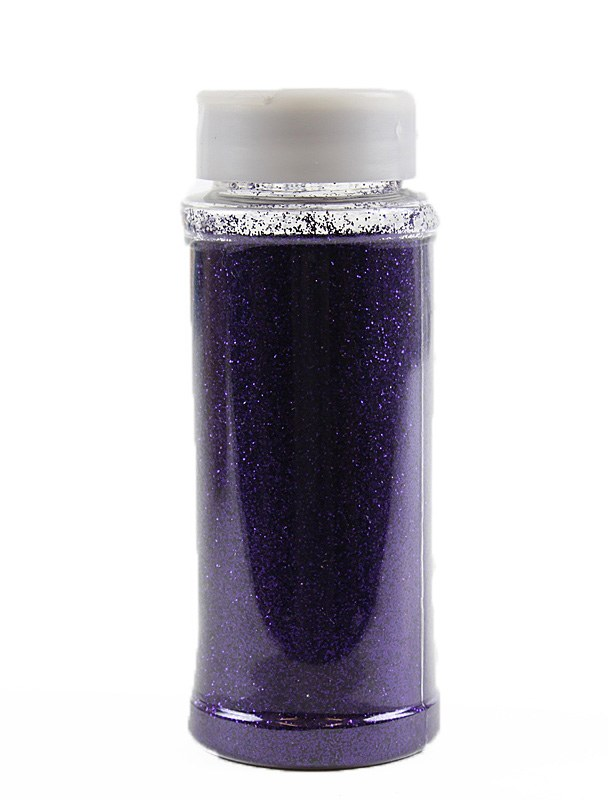 Florist Glitter Purple 100g