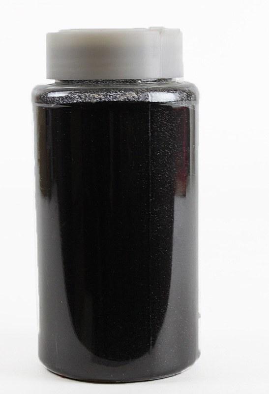 Black Florist Glitter 500g