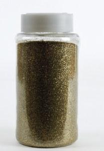 Light Gold Florist Glitter 500g
