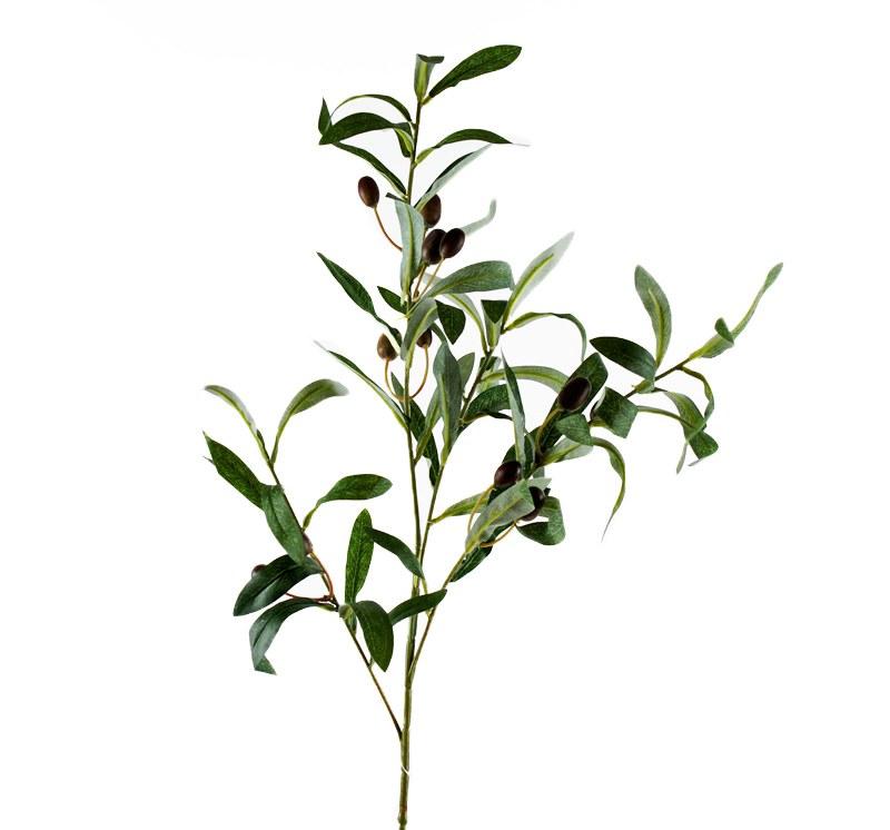 Artificial Olive Branch 72cm