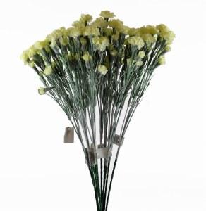 Artificial Spray Carnation x 10 Stems