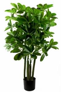 Artificial Schefflera Tree 105cm