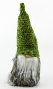 Christmas Nordic Santa 30cm Green