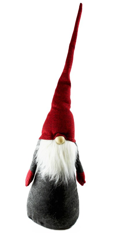 Christmas Nordic Santa Red 75cm