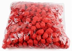 Foam Roses x 500 Red