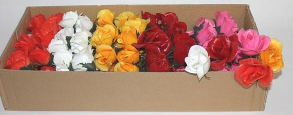 100 x large rose Christmas pick