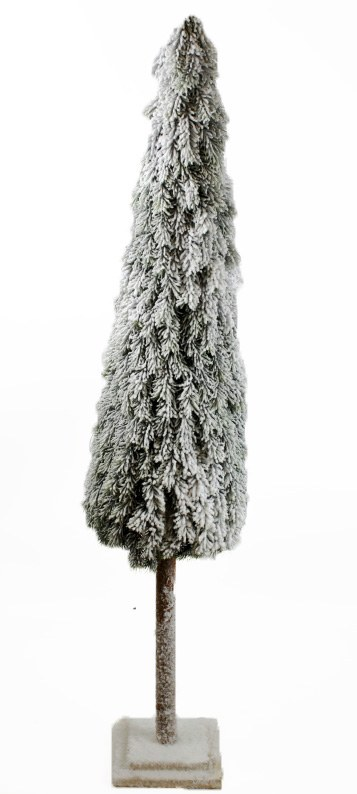 Christmas Snow Tree Artificial 122cm