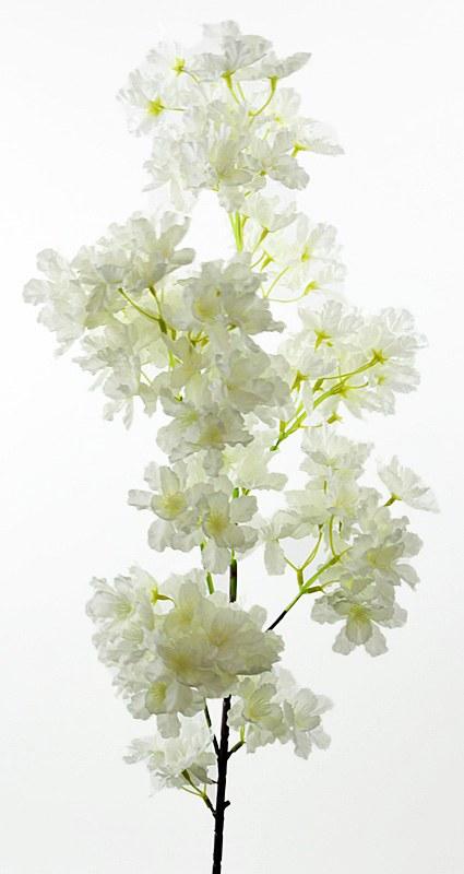 Artificial Cherry Blossom Ivory 100cm