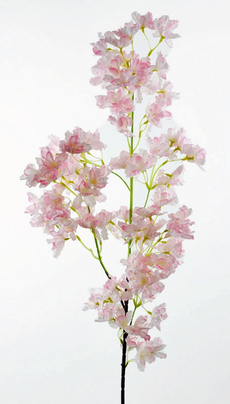 Artificial Cherry Blossom 100cm Pale Pink