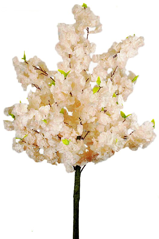 Artificial Cherry Blossom Tree Champagne 180cm