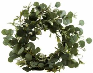 """Eucalyptus Christmas Wreath 22"""""""