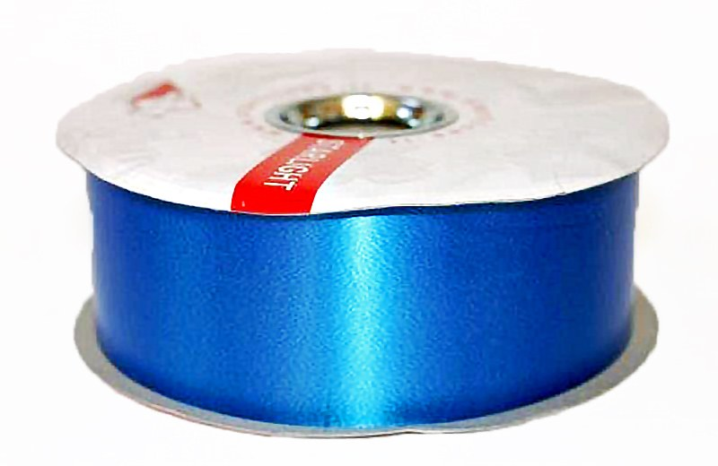 Polytie Florist Ribbon Royal Blue x 100Yards