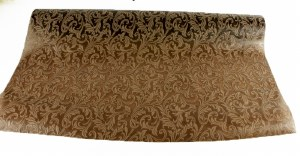 Florist Wrap Fantasia 75cm x 10yds Brown