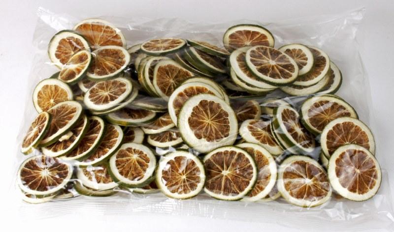 Dried Lemon Slices Green 250G