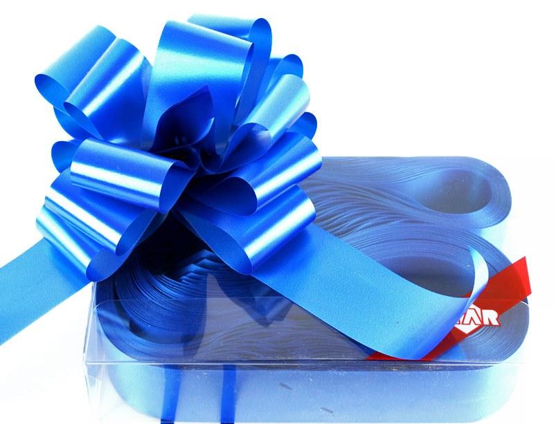 Pull Bows Ribbon 50mm x 20pcs Royal Blue