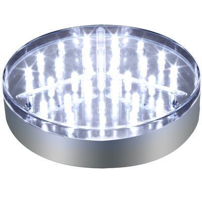 "Deco LED Light Base For Vase 6"""
