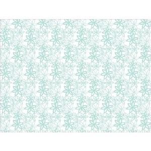 Florist Cellophane Wrap Mint Green 80cm x 100m