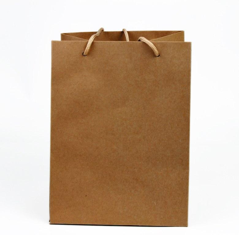 Natural Kraft Florist Bag x 10