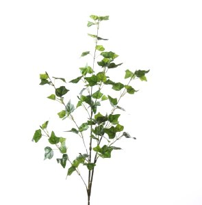 Mini artificial English Ivy on stem 90cm