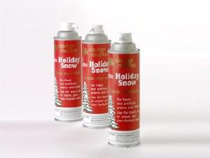 Oasis Florist Snow Spray