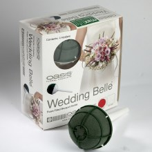 5cm Wedding belle floral foam bouquet holder x 4