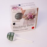 Pack of 4 5cm wedding belle dried foam bouquet holders