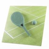 Oasis foto floral foam tennis racket 59x59cm
