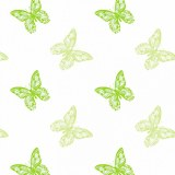 Cellophane Wrap Florist Green Two Tone 80cm x 100m