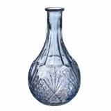 Vintage Glass Bottle 13 x 22cm