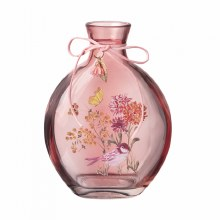 Pink Glass Westport Bottle