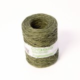 Green paper covered wire,0.40mm x 205m