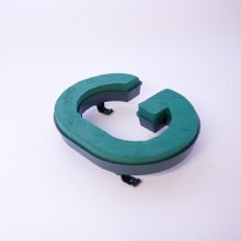 Oasis clip on foam letter G